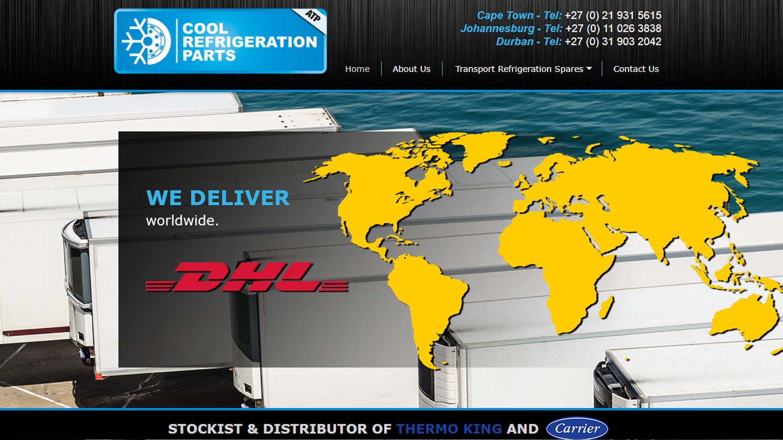 Thermo King Transport Refrigeration Spares